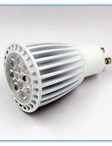Jliner-1pcs 9W 12smd 800LM Blanc Chaud/Blanc Froid/blanc naturel intensité variable/Spots décoratifs, Warm White-220–240V