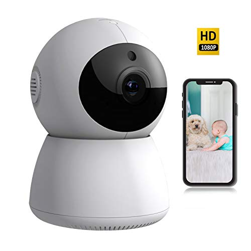 Pet Camera, Home Camera,WiFi Baby Monitor Indoor Camera with Phone APP Wireless Connect of Android WI-FI Nanny Cams Camera Two Way Audio and Video