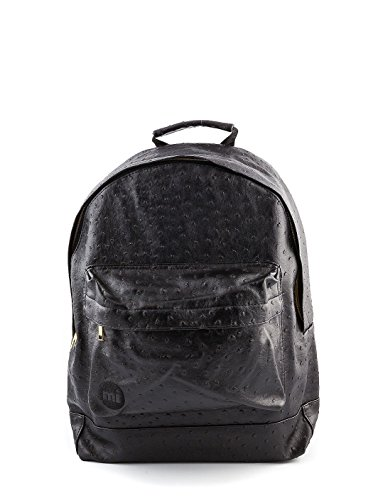 Mi Pac Ostrich Backpack negro