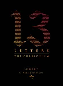 13 Letters - The Curriculum DVD Set [With Leader's Guide and CD]