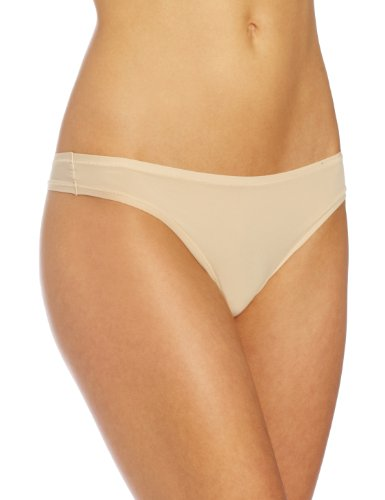 Maidenform Womens Comfort Thong Panty, Latte Lift, One Size