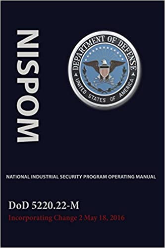 Buy national industrial security program operating manual (nispom.