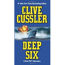 Deep Six by Cussler, Clive [Pocket Star,2005] (Mass Market Paperback)