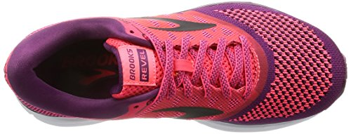 de Black Plumcaspia Running Rose Femme Revel Chaussures 1b637 Divapink Brooks 6q8ZEZ