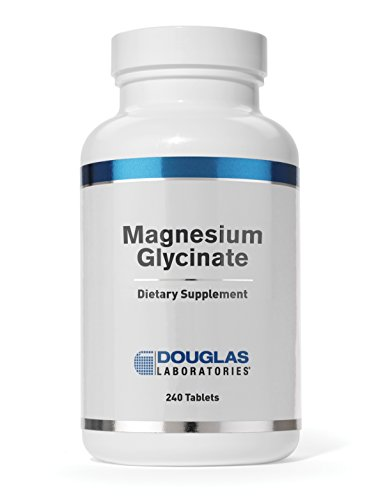 Douglas Laboratories - Magnesium Glycinate - Supports Normal Heart Function and Bone formation* - 240 Tablets