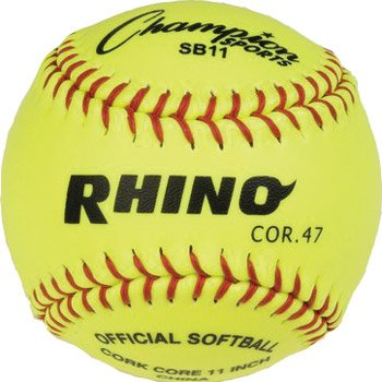 Champion Sports Rhino Lite Cage Ball Set