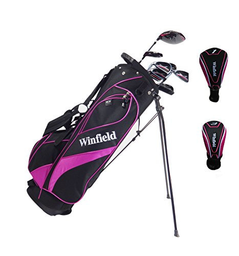 winfield-vertex-womens-golf-package-12-piece-package-all-graphite-shaft-left