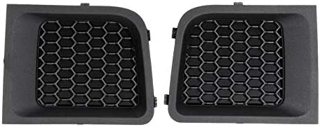 TAYDMEO Auto-Frontsto/ßstange Grille Baffle//fit for Jeep Renegade 2015-2017 735618580R 735618579L