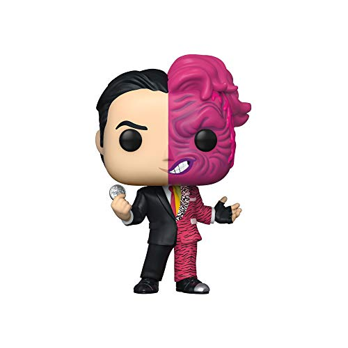Funko Pop Heroes Batman Forever - Two-Face, Multicolor