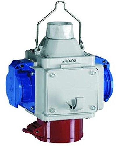 ABL Sursum Energie-Wü rfel Z 30.02 CEE-Steckdosen-Kombination 4011721042381