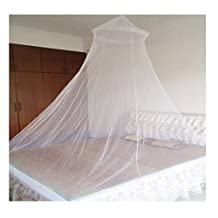 My Sky Mosquito Net Bed Canopy Netting (White)