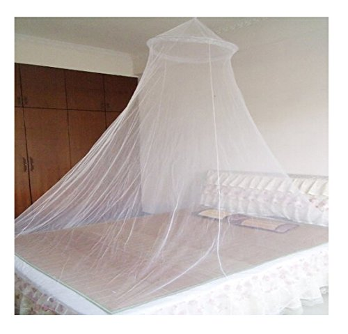 My Sky Mosquito Net Bed Canopy Netting (White) C-A029