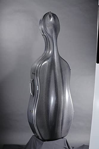 Eastman イーストマン/Carbon カーボン チェロケース ブラック