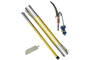 Jameson FG-Series Manual Pole Saw and Tree Pruner Kit