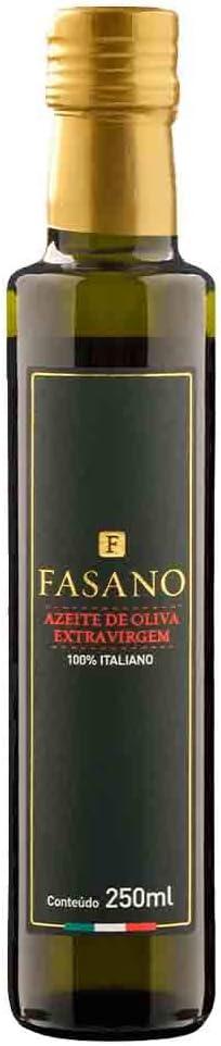 Azeite de Oliva Extra Virgem Italiano Fasano Premium 250 ml por Fasano