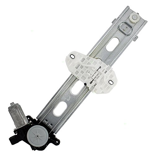 Drivers Front Power Window Lift Regulator with Motor Assembly Replacement for Honda 72250-SVA-A02