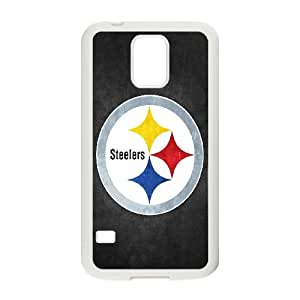 Pittsburgh Steelers Samsung Galaxy S5 Cell Phone Case White M3810649