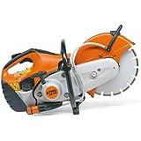 Stihl TS410 gasolina sierra circular sierra/cortadora de discos 300 mm
