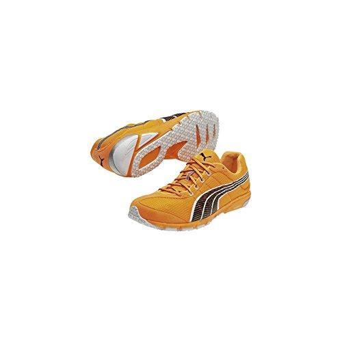 Puma Men Complete Roadracer III/18384606colore: fluo orange/Black/White