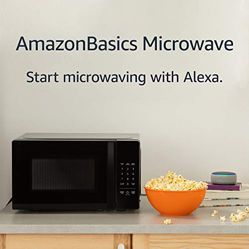 AmazonBasics Microwave image 6