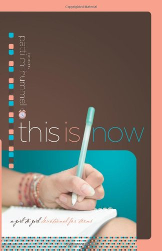 This Now Girl Girl Devotional
