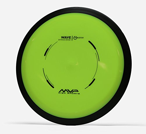 MVP Neutron Wave 165-170gram Colors Will Vary by MVP Disc Sports