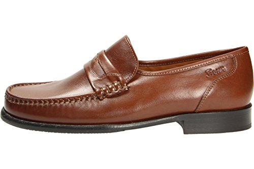Sioux Cabaco, Mocassins Homme Braun (Brandy 003)