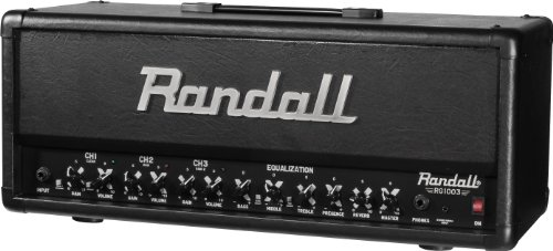 Amplifier Head Solid (Randall RG1003 RG Series Amplifier Head)