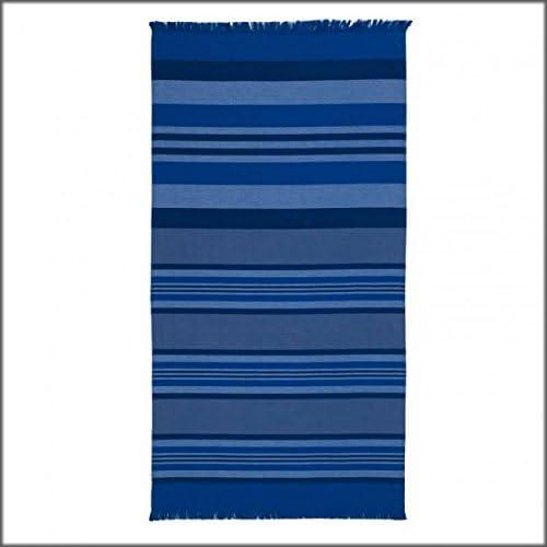 ZUCCHI EASY CHIC toalla playa pareo cm 90 x 170 puro algodón ...