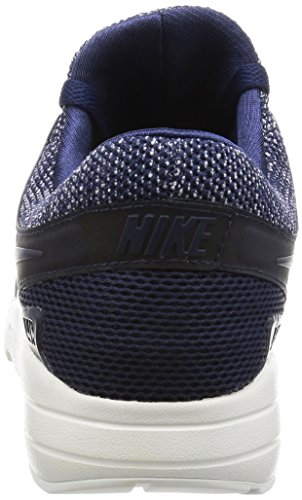 Nike Heren Air Max Nul Br Hardloopschoen Midnight Navy / Midnight Navy