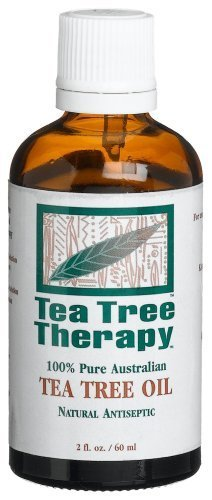 Tea Tree Therapy 100% Pure Australian Tea Tree Oil, 2-Ounce