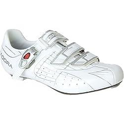 Diadora Tornado Shoes White/White, 38.0 - Men's