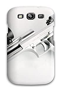 Top Quality Case Cover For Galaxy S3 Case With Nice Gun Appearance