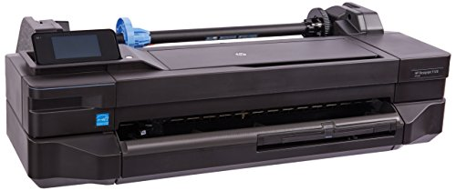 2PX9507 – HP Designjet T120 Inkjet Large Format Printer – 24quot; – Color