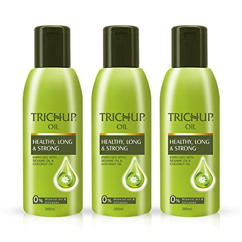 Trichup Healthy, Long & Strong Oil (3 X 200ml)