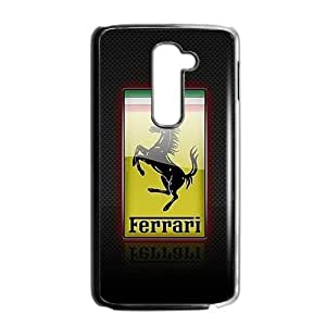 YESGG Ferrari sign fashion cell phone case for LG G2