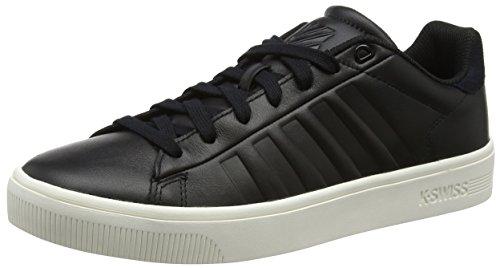K-suisse Tribunal Herren Sneaker Frasco, Schwarz (noir / Guimauve)