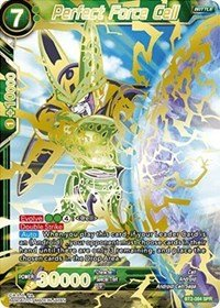 - Dragon Ball Super TCG - Perfect Force Cell (SPR) - Series 2 Booster: Union Force - BT2-084