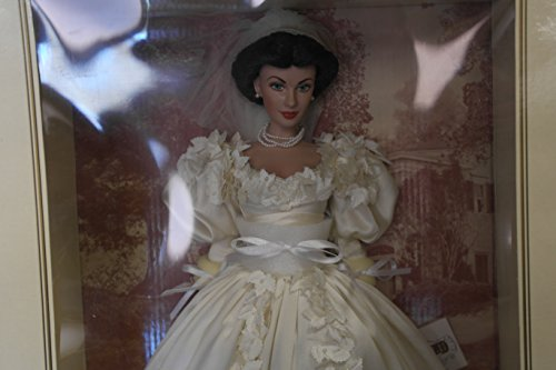Franklin Mint Scarlett O'Hara Vinyl Wedding / Bride Doll NEW Limited Edition