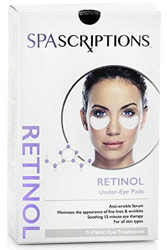 Retinol Under-Eye Pads