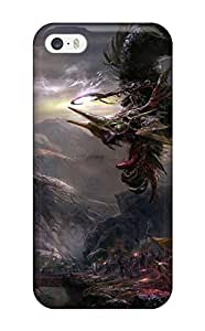 meilinF000Awesome Dragon Flip Case With Fashion Design For iphone 5/5smeilinF000