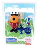 Best Peppa Pig Action Figures - Peppa Pig Friends and Fun Freddy Fox's Bike Review