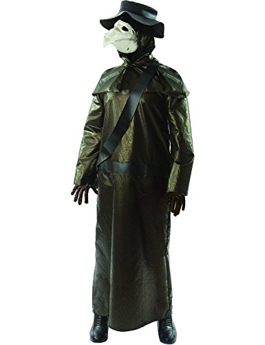 Medieval Plague Doctor Halloween (Doctor Who Inspired Halloween Costumes)