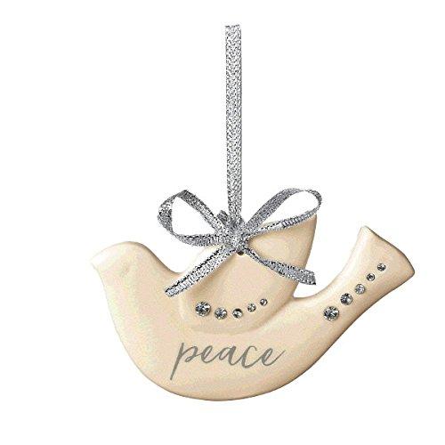 Peace Dove Ornament - 1
