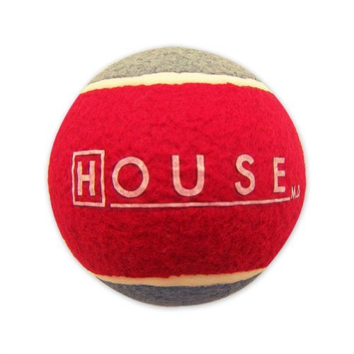 House Oversized Tennis Ball by NBC ()