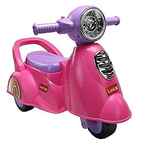 Luvlap – 18519 Wheelie Scooter...