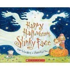 Read Online Happy Halloween, Stinky Face pdf epub