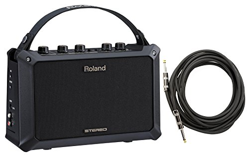 Roland MOBILE AC 5W 2x4 Acoustic Guitar Combo Amp w/ Cable by Roland