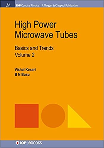 High Power Microwave Tubes: Basics and Trends, Volume 2 (Iop