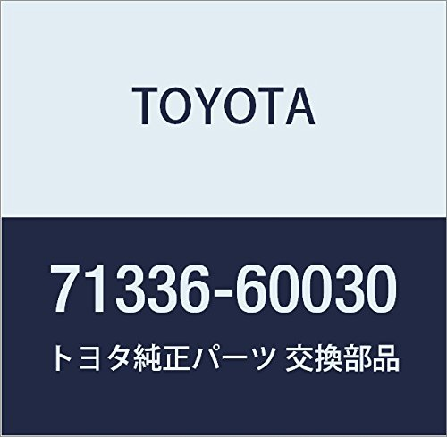 TOYOTA Genuine 71336-60030 Sear Cushion